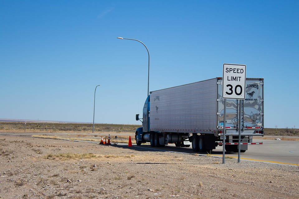 Work Conditions for Truckers